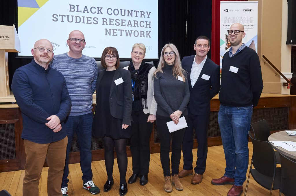 Black Country Studies Research Network Launch