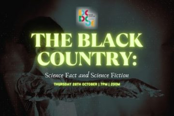 BCSC Halloween Science Fact and Science Fiction 28th Oct 7pm Zoom